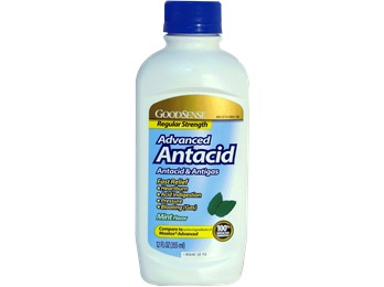 Antacid Liquid 12oz Compare To Maalox