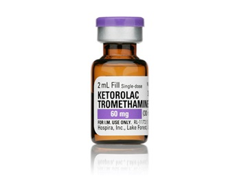 Ketorolac Trometh 60mg 2ml Ftv 25 Bx