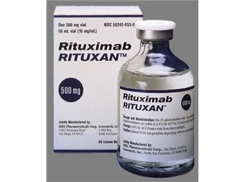 Rituxan 500mg 50ml Sdv Each